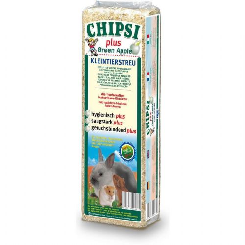 Chipsi APPLE Wood Shavings, 15 Litre